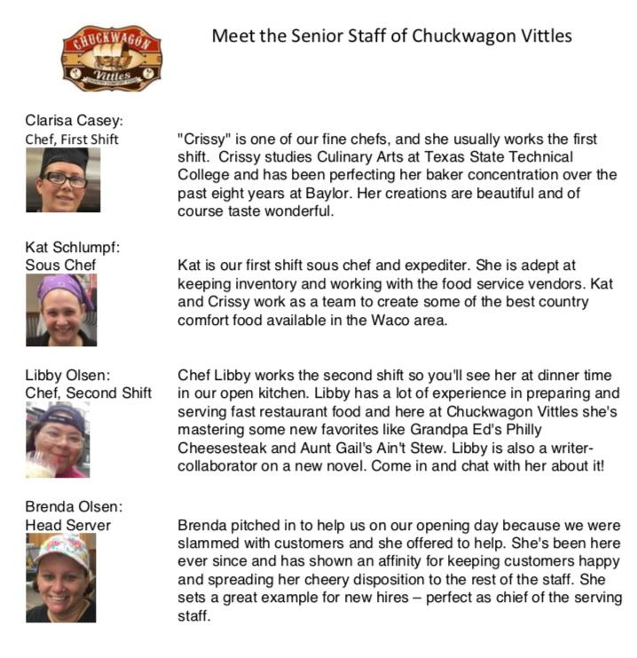 Chuckwagon Vittles image 6