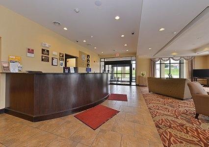 Comfort Suites Jackson-Cape Girardeau image 3