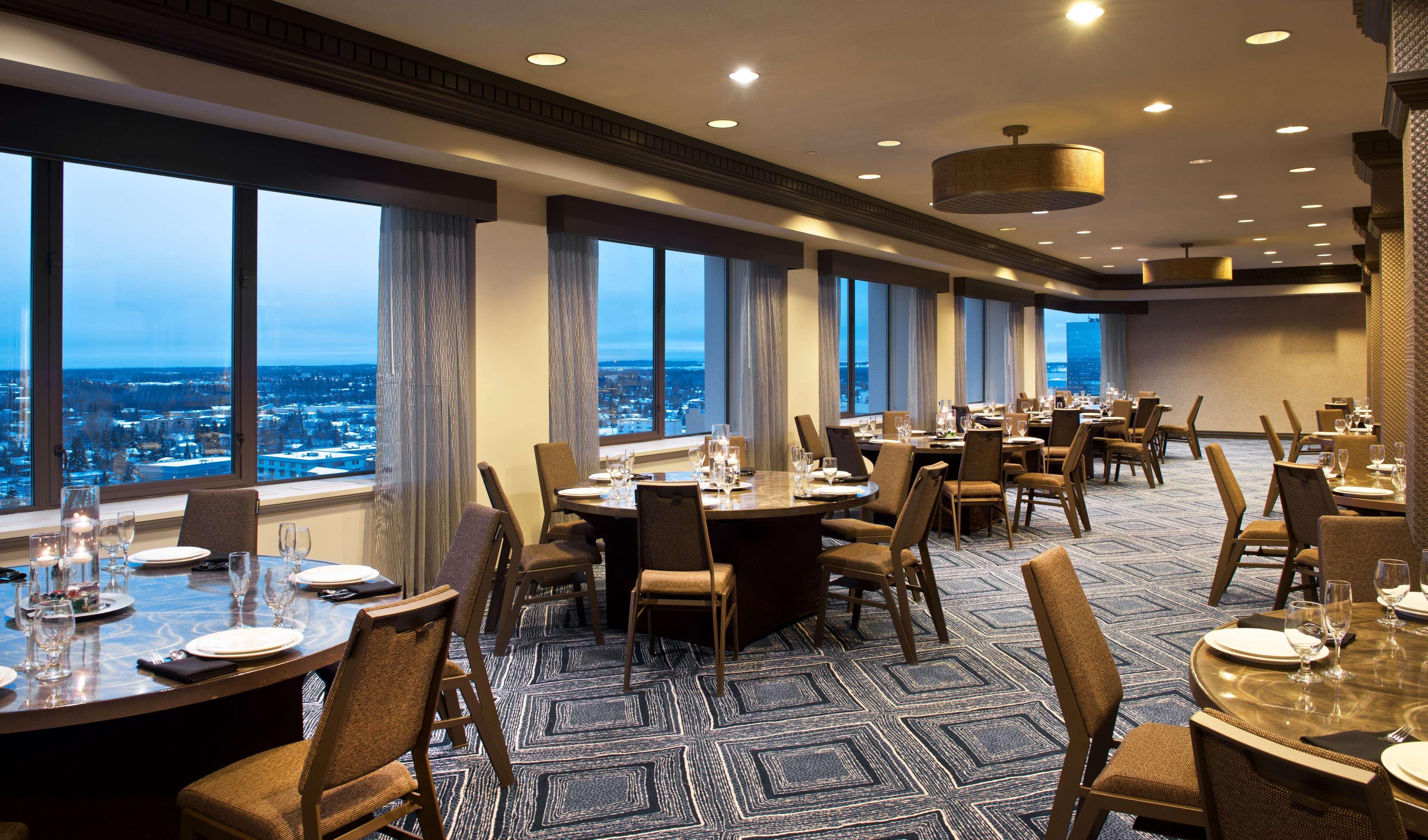 Sheraton Anchorage Hotel & Spa image 26