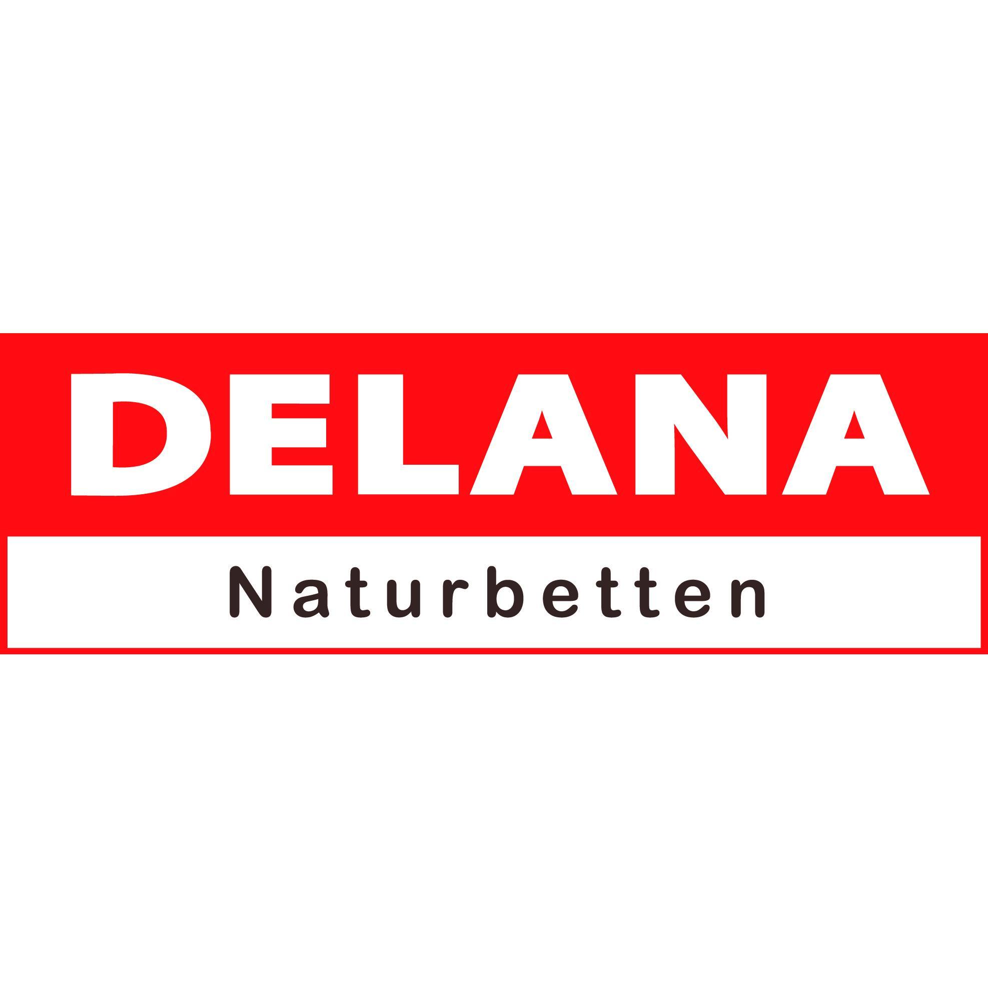 DELANA Naturbetten Logo