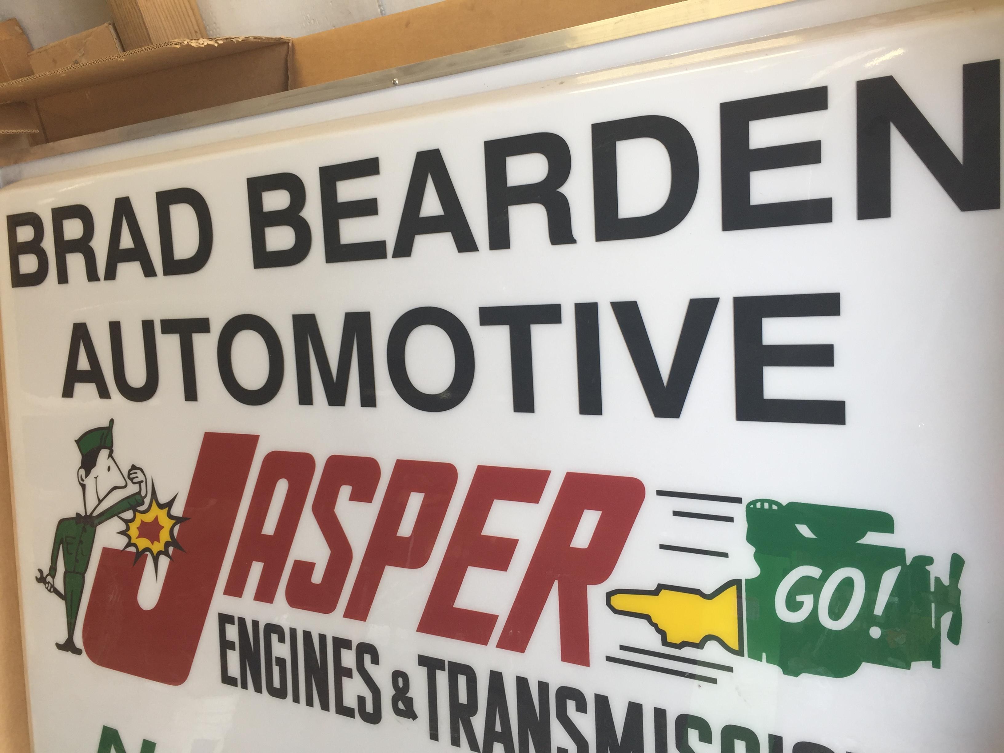 JASPER Owner Installer!
