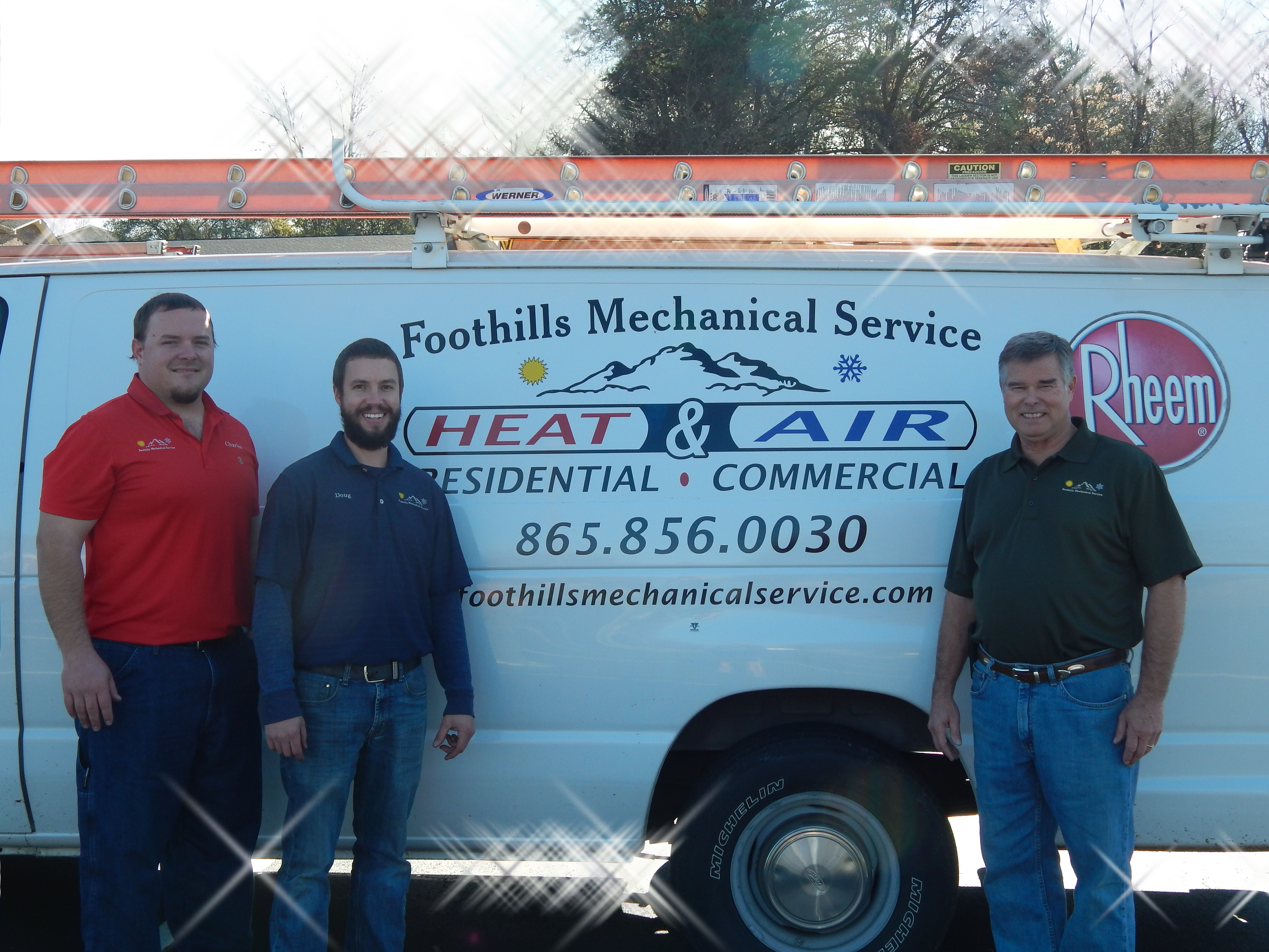 Foothills Mechanical Service image 1