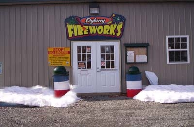 Dyberry Fireworks, Inc. image 0