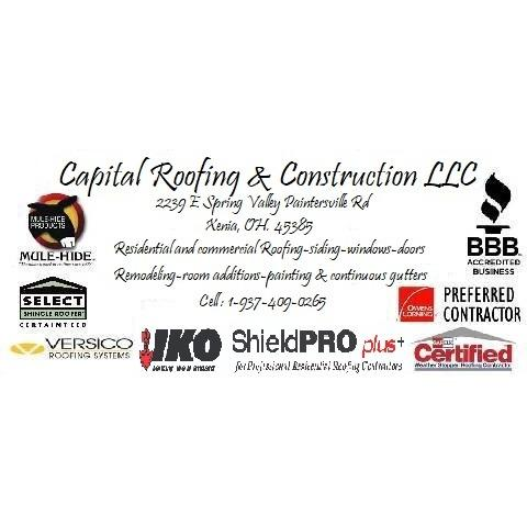 Capital Roofing and Construction LLC image 32