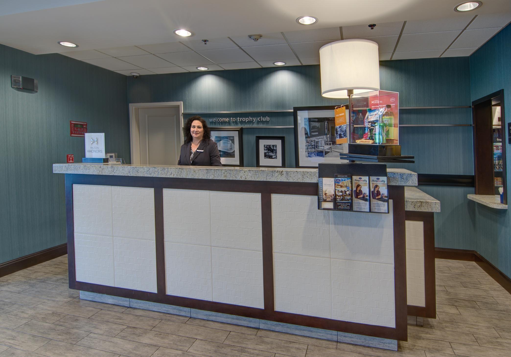 Hampton Inn & Suites Trophy Club - Fort Worth North image 3
