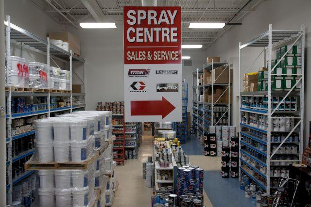 Steeles Paint Decorating Centre Woodbridge On
