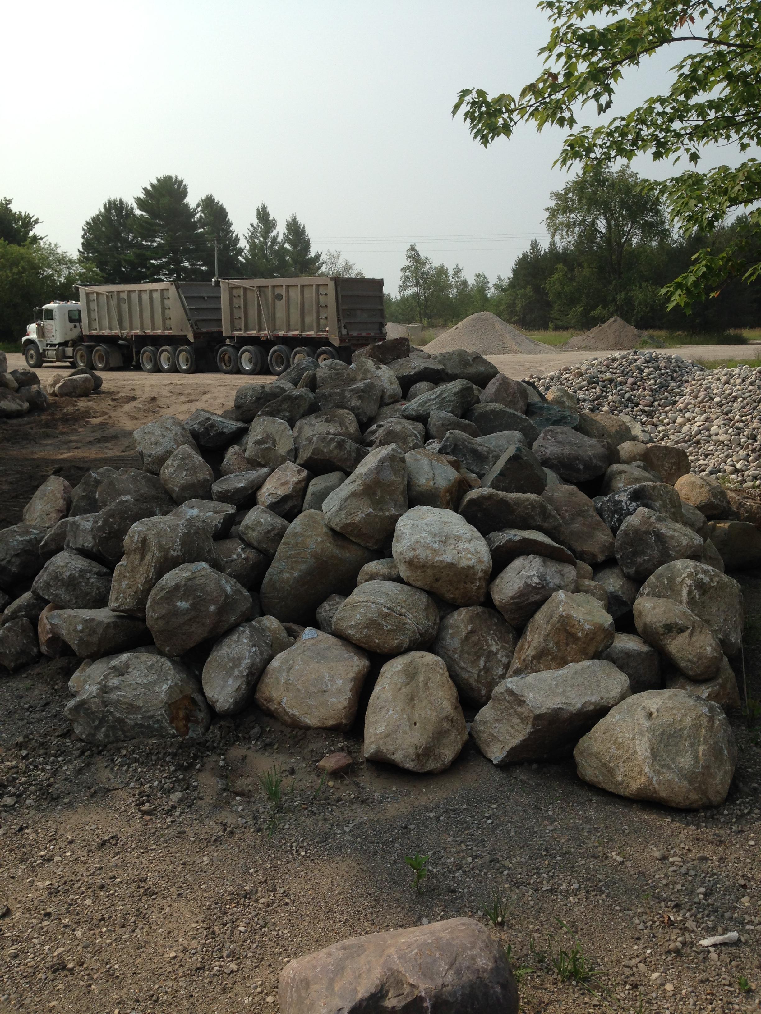 Aggregate Stone image 1