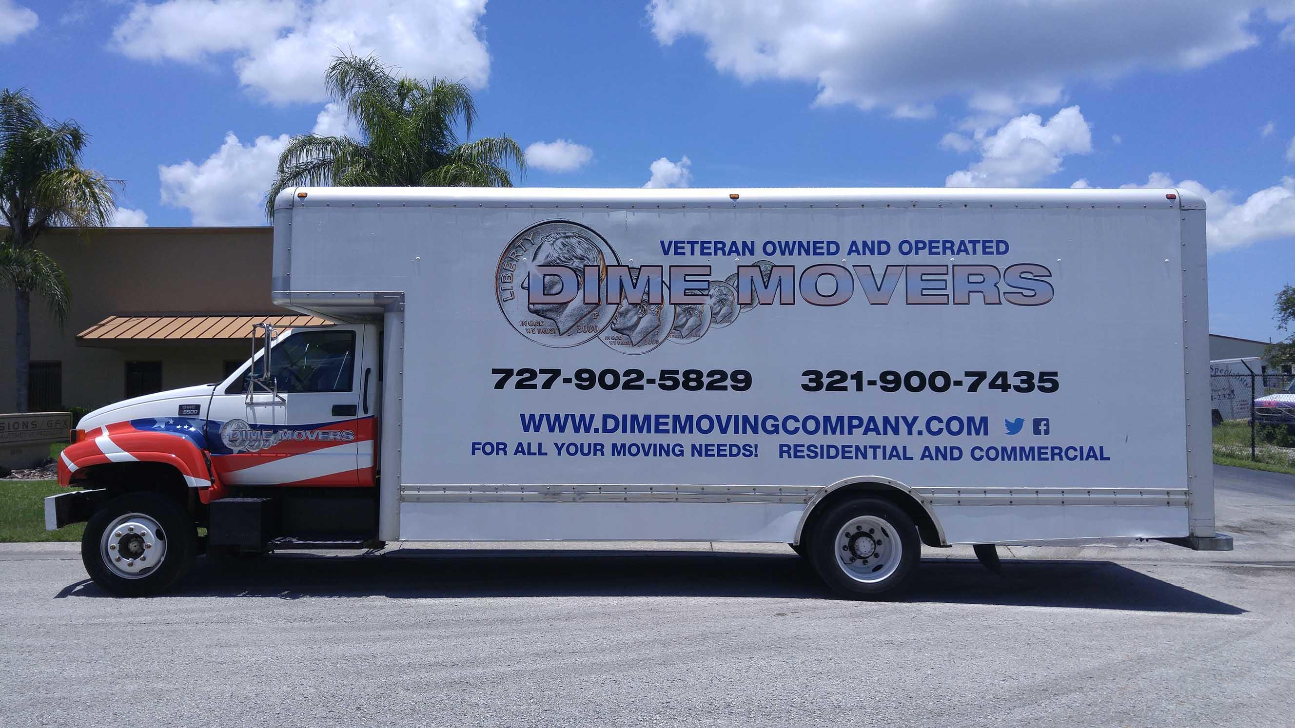 The Dime Moving Company LLC image 13