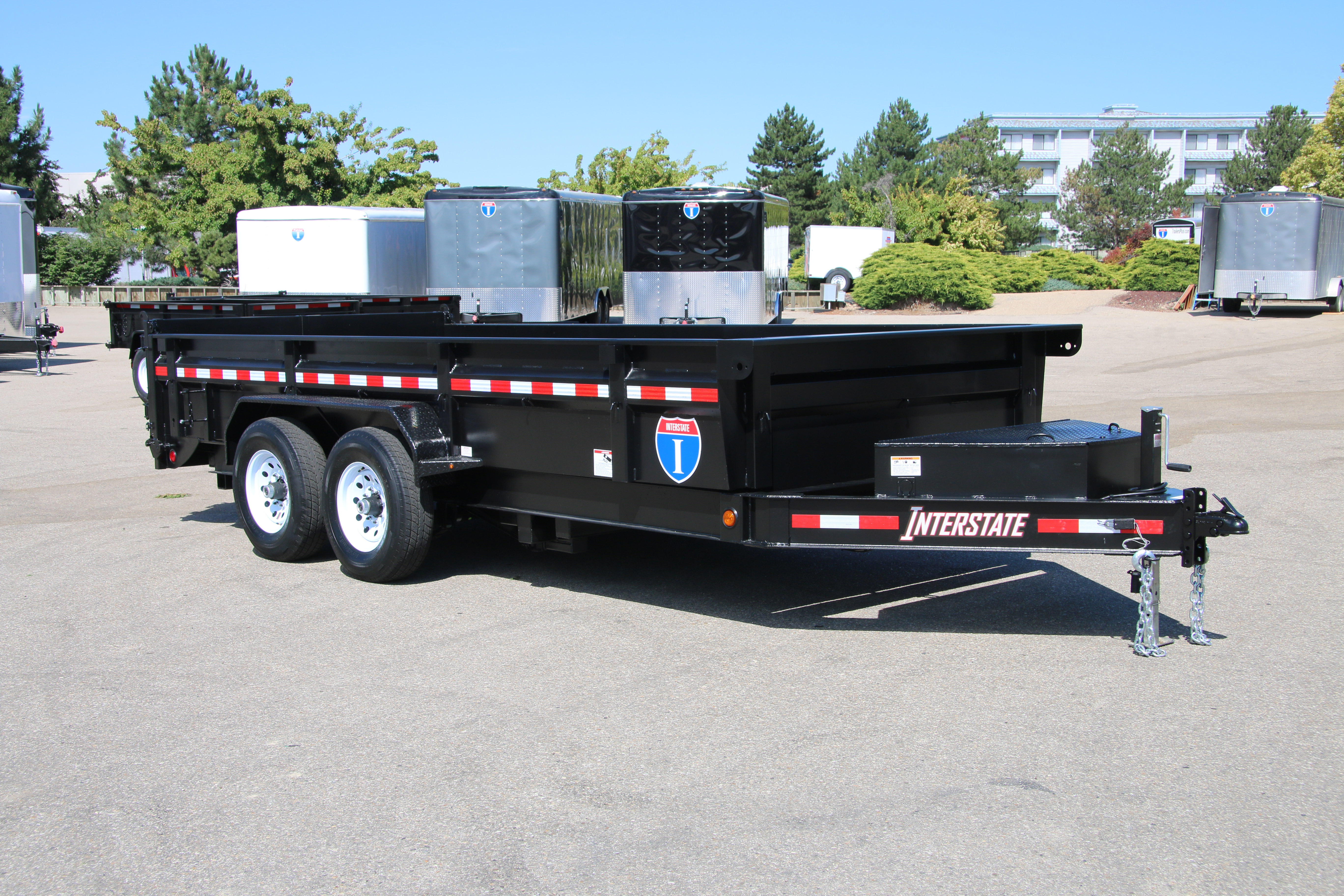 TrailersPlus 6380 Automall Parkway Gilroy, CA Trailer-Sales