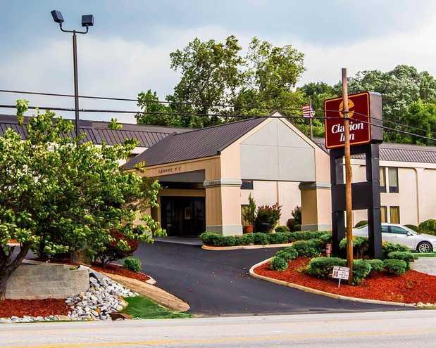 Clarion Inn In Chattanooga Tn 37419 Citysearch