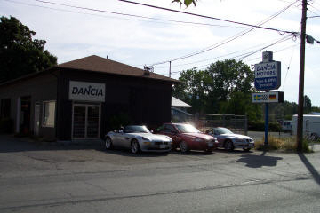 Dancia Motors European & Sports Cars Ltd in Duncan