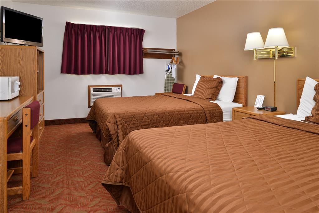 Americas Best Value Inn And Suites 2115 W Illinois Street