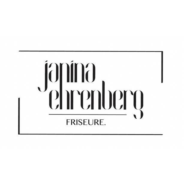 Logo von Janina Ehrenberg Friseure.