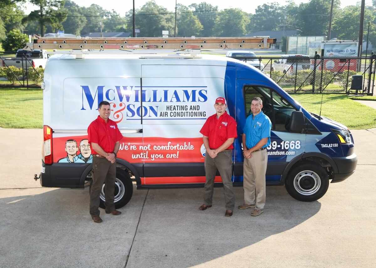 McWilliams & Son Heating and Air Conditioning image 3