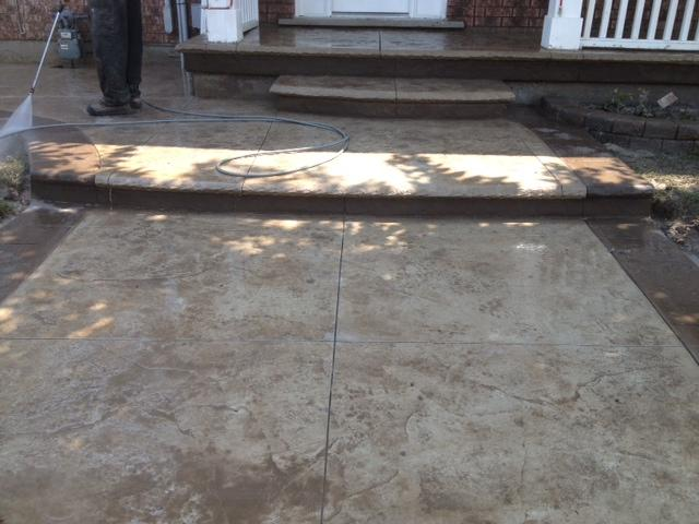 Oasis Stamped Concrete