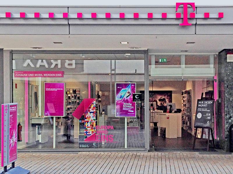 Telekom Shop - Geschlossen, Niedernstr. 41 in Bielefeld