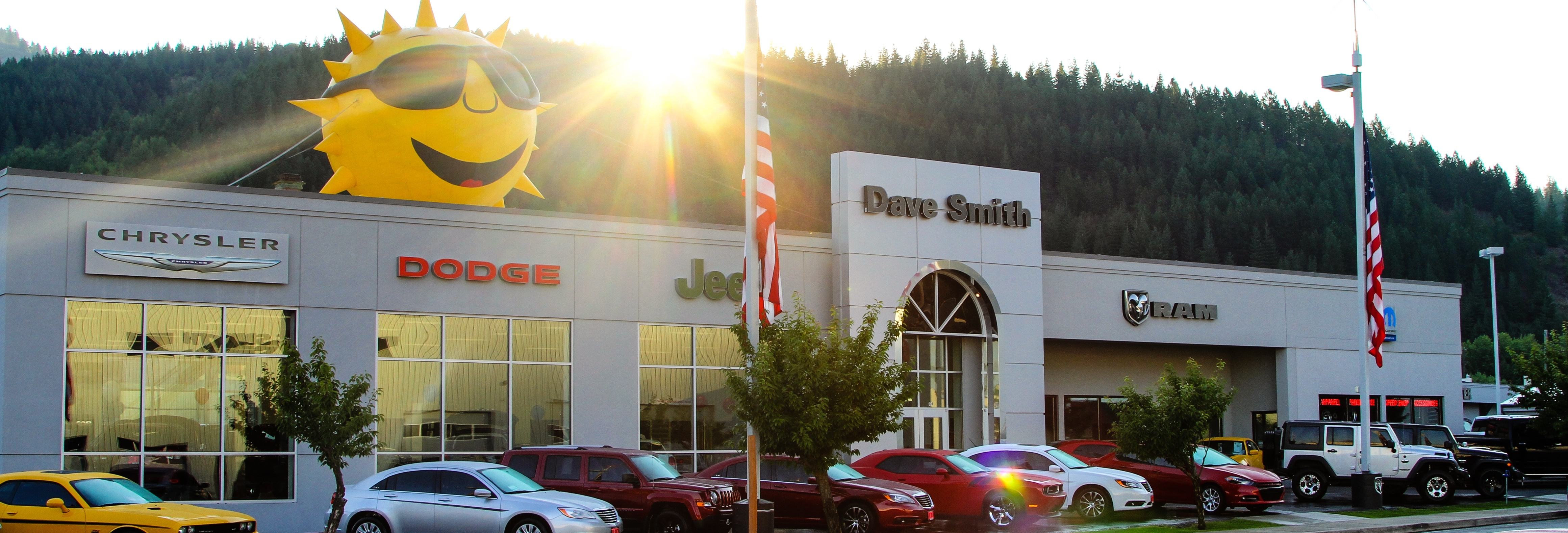 Dave Smith Motors New Car Dealers In Kellogg Idaho