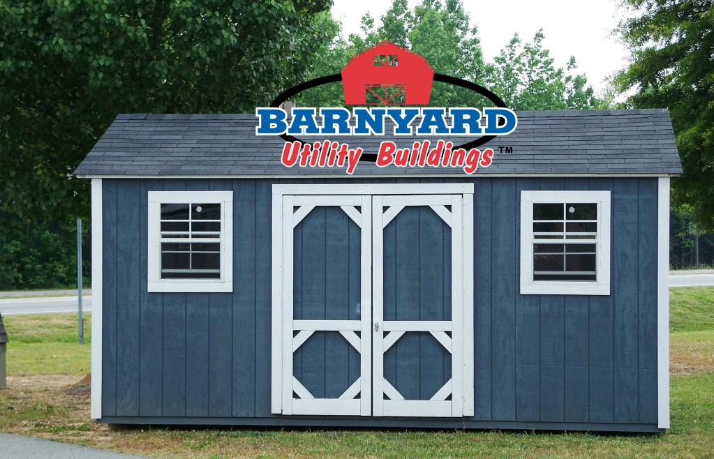 Barnyard Utility Buildings image 3