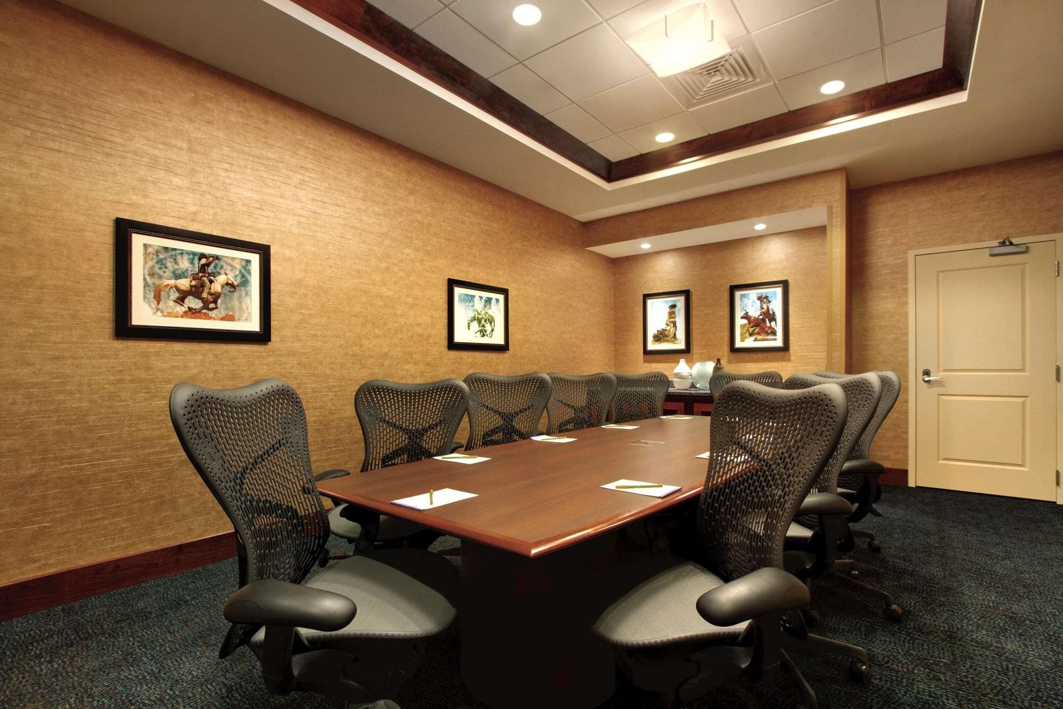 Hilton Garden Inn Oklahoma City Bricktown 328 East Sheridan Avenue ...