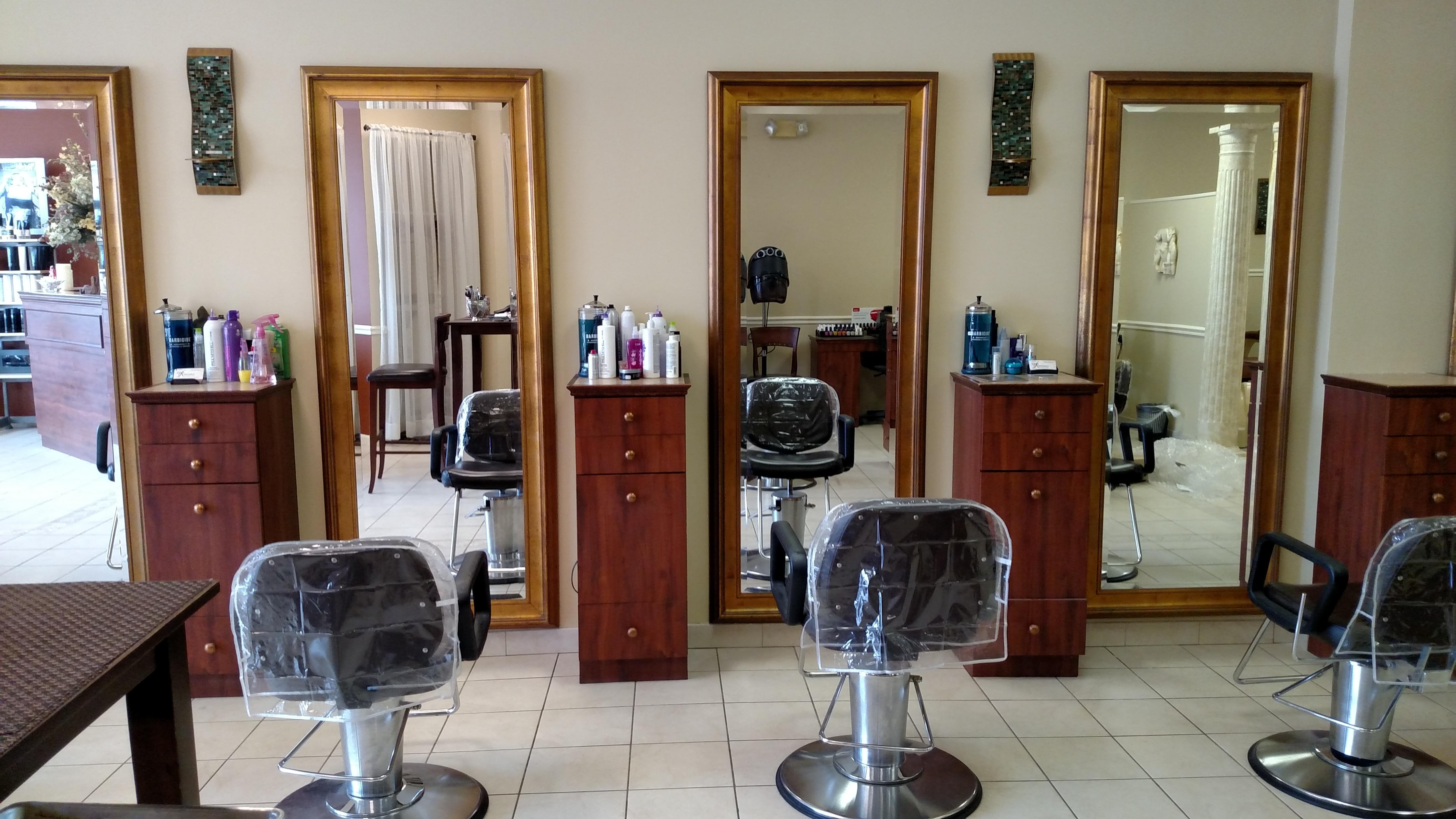 Renaissance Salon & Spa 4057 Asbury Ave Tinton Falls, NJ Hair Salons ...
