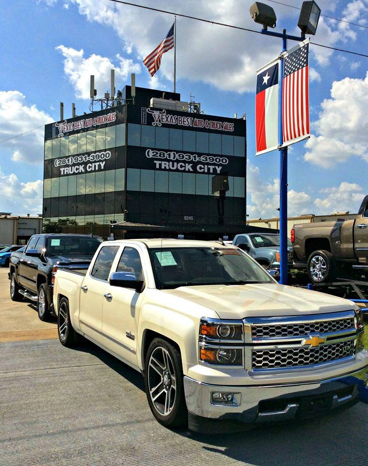 Fincher's Texas Best Auto & Truck Sales image 1