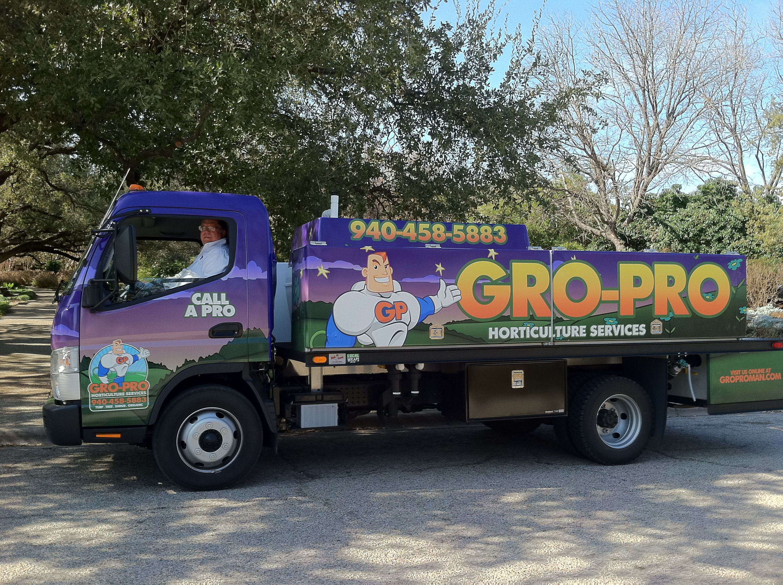 Gro-Pro Horticulture Services, Inc. image 1