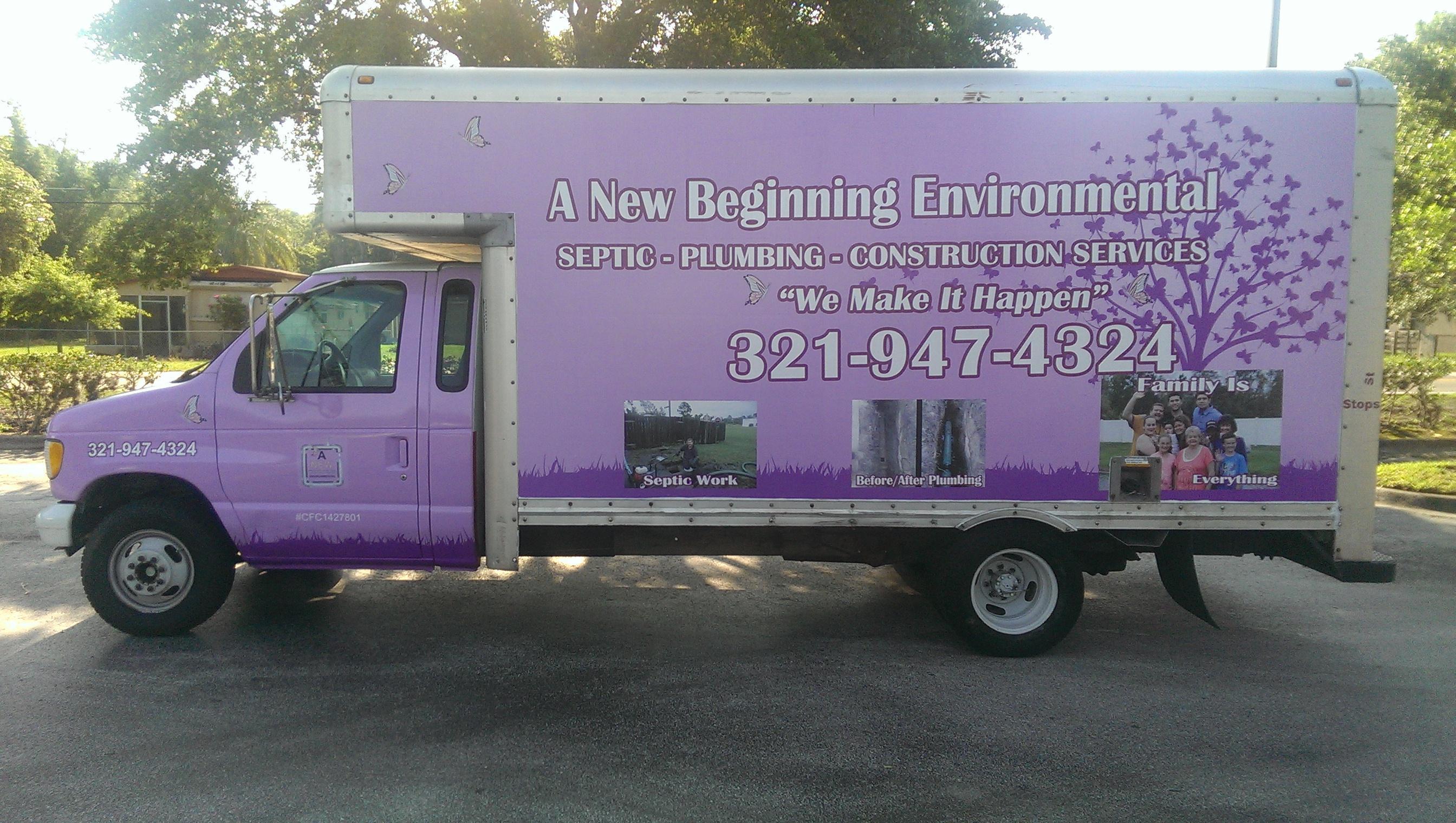 Environmental Services in FL Orlando 32828 A New Beginning Environmental 1324 Windmill Ridge Loop  (321)236-4407
