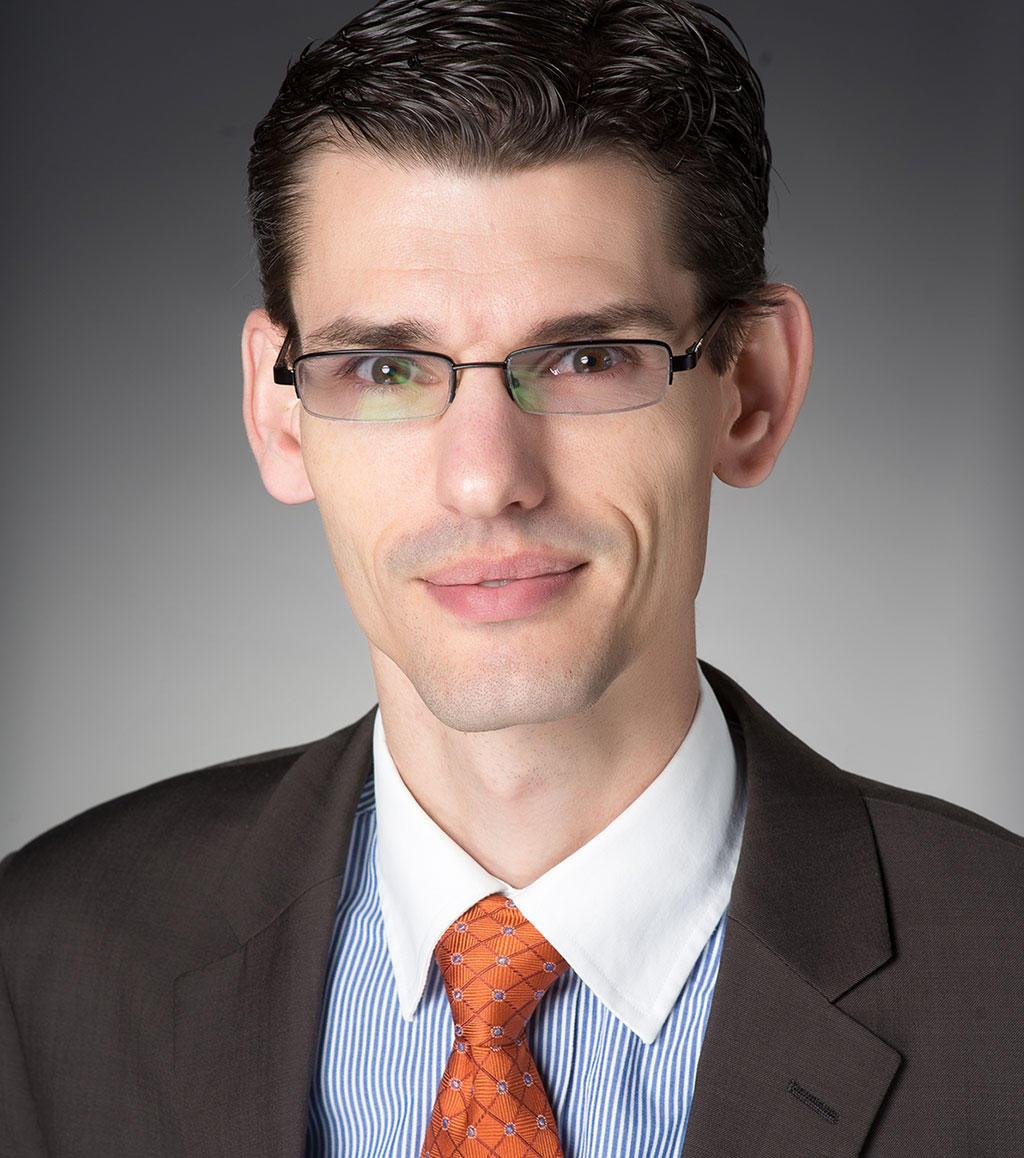 Headshot of Scott Pilgrim