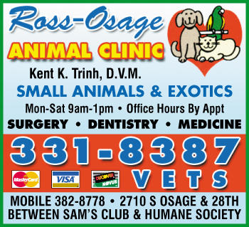 Ross Osage Animal Clinic image 2