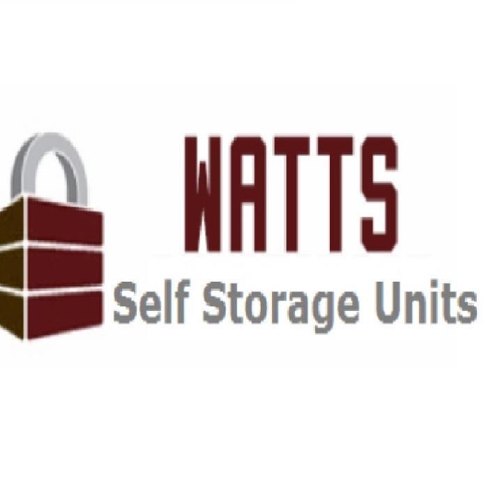 Watts Self Storage Units