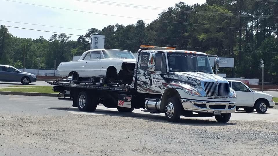 PJ's Towing & Recovery image 0