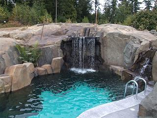 Trasolini Pools in Vancouver