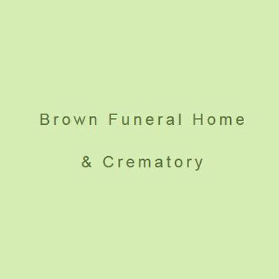 Brown Funeral Home & Crematory image 2