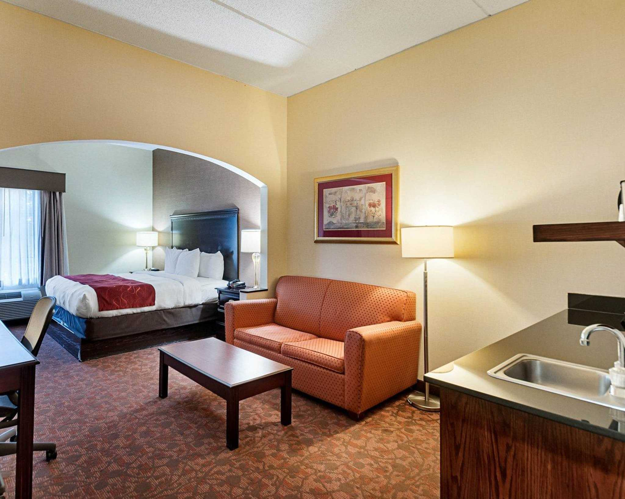 Comfort Suites Dulles Airport image 8
