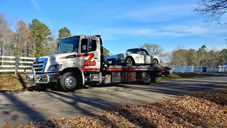 Fred's Towing & Transport image 11