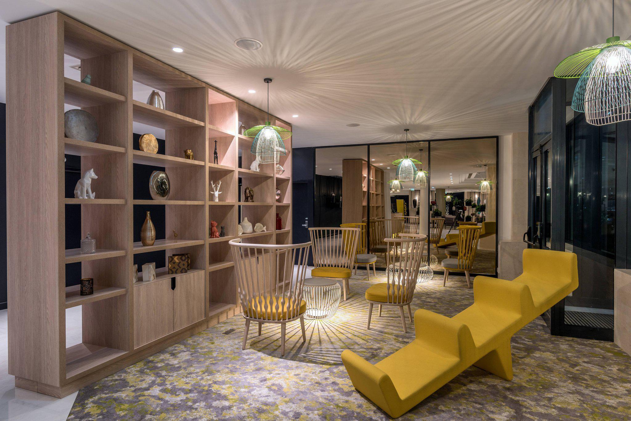 Courtyard by Marriott Paris Roissy Charles de Gaulle Airport Hotel