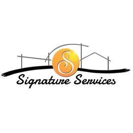Signature Services Logo