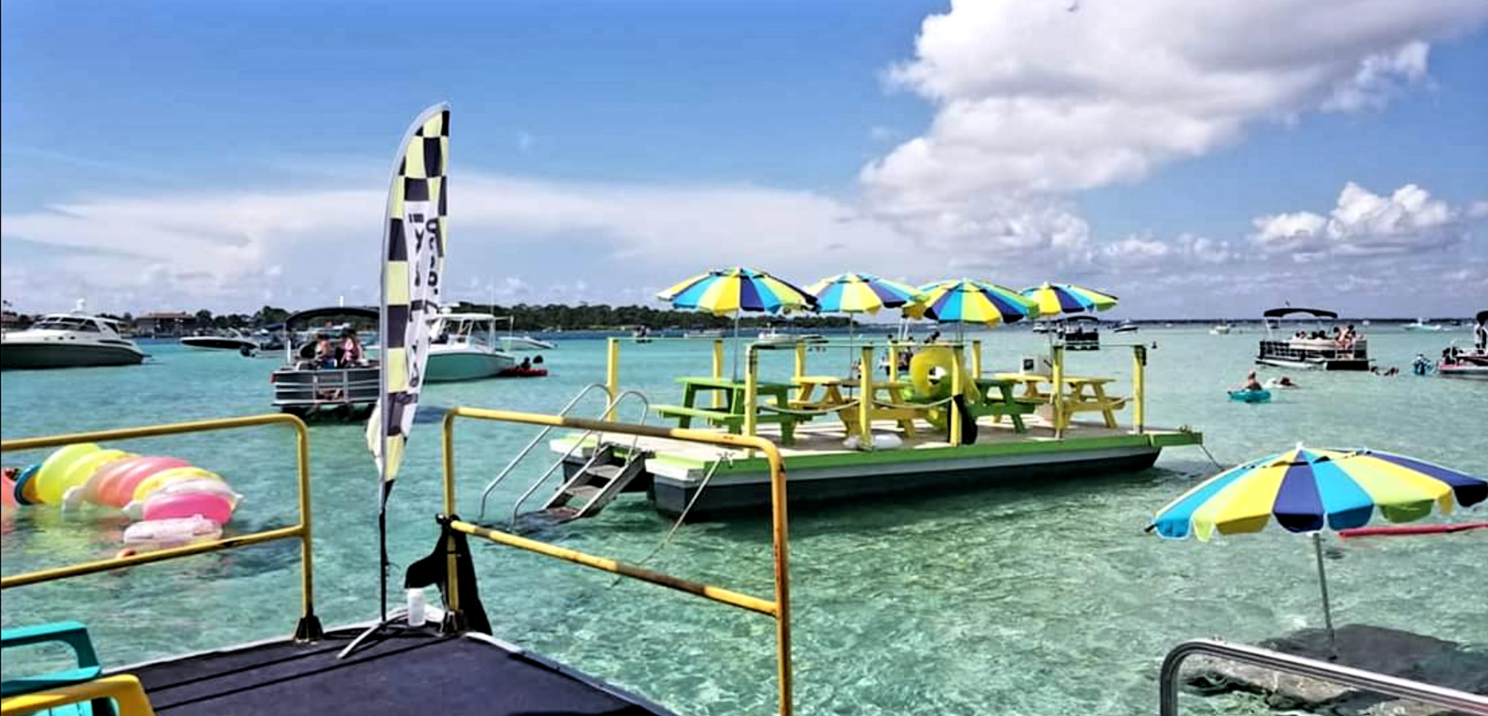 Crab Island Water Taxi image 1