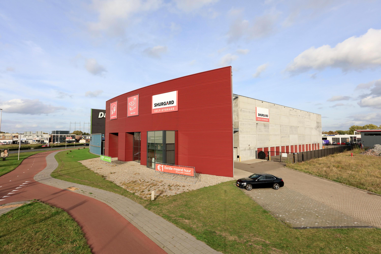 Shurgard Self-Storage Nijmegen Industrieweg