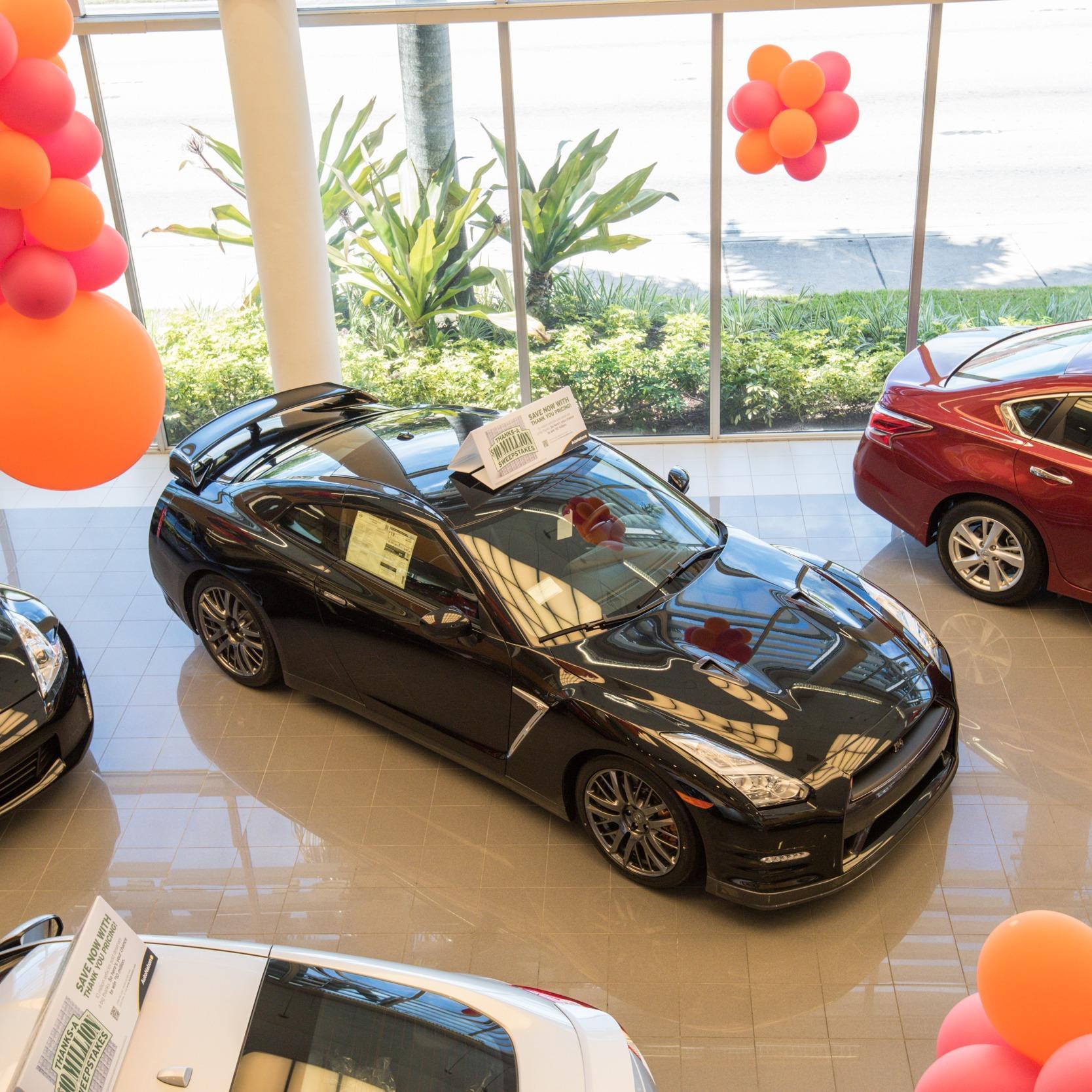 AutoNation Nissan Miami