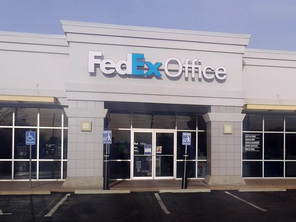 fedex office print ship center 3605 n rock rd wichita ks fedex office ship ctr mapquest