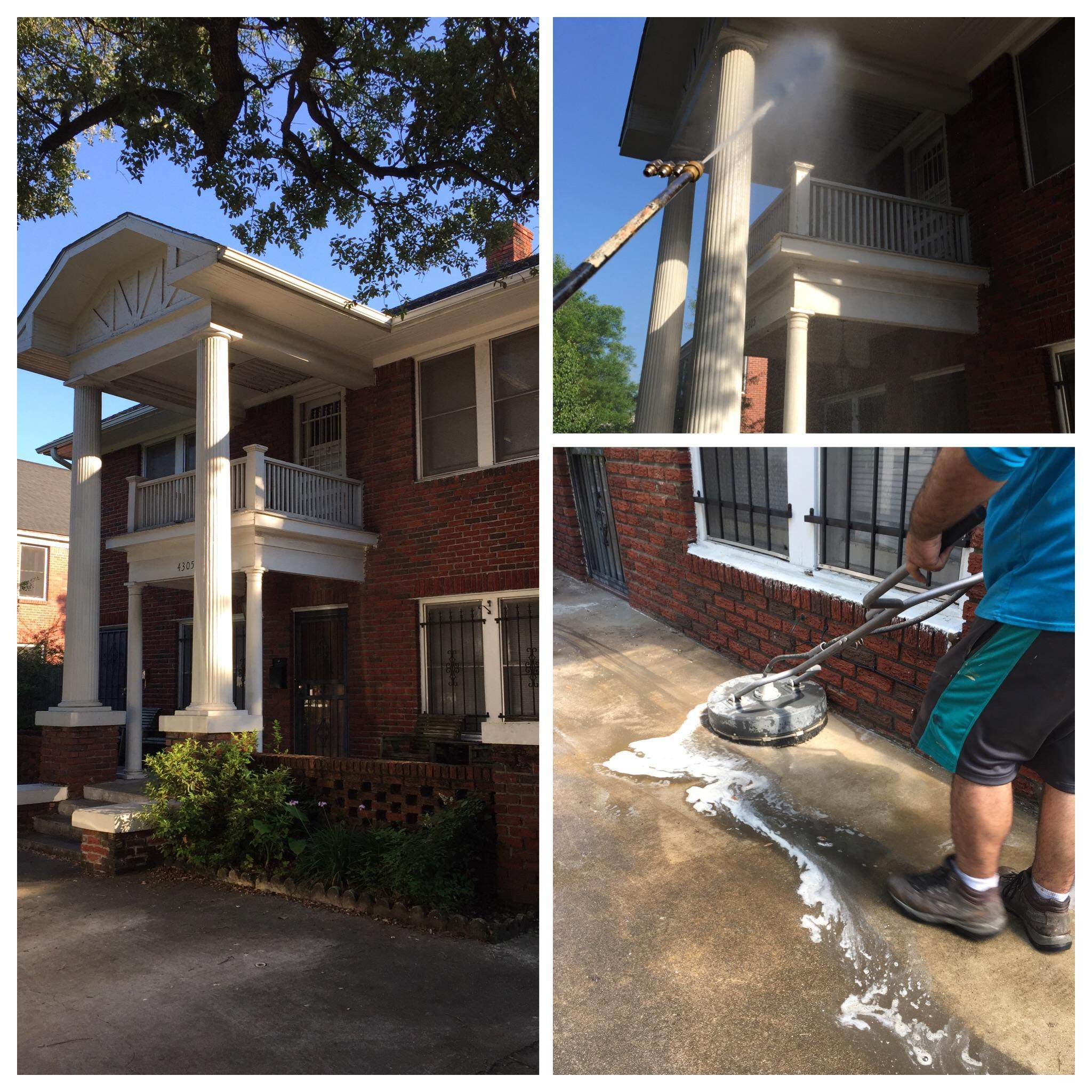 Perfect Exterior Cleaning Services Company Page