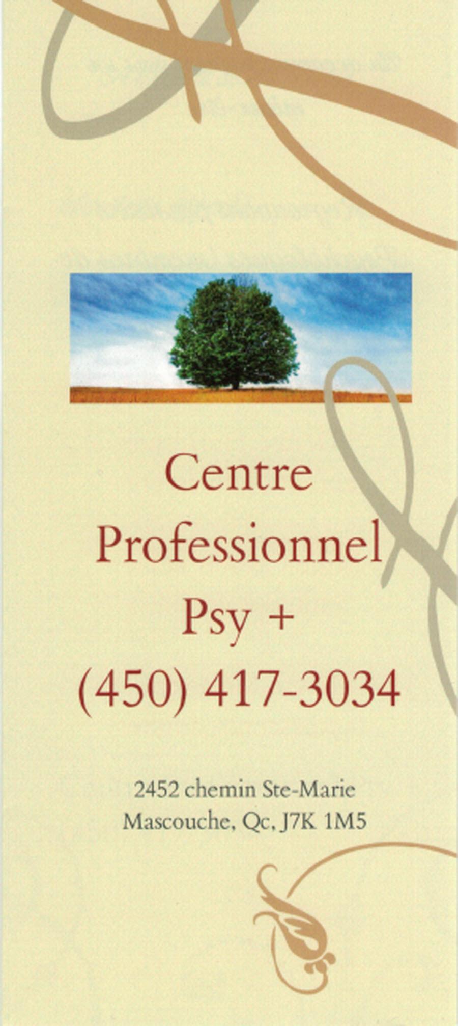 Centre professionnel psy plus