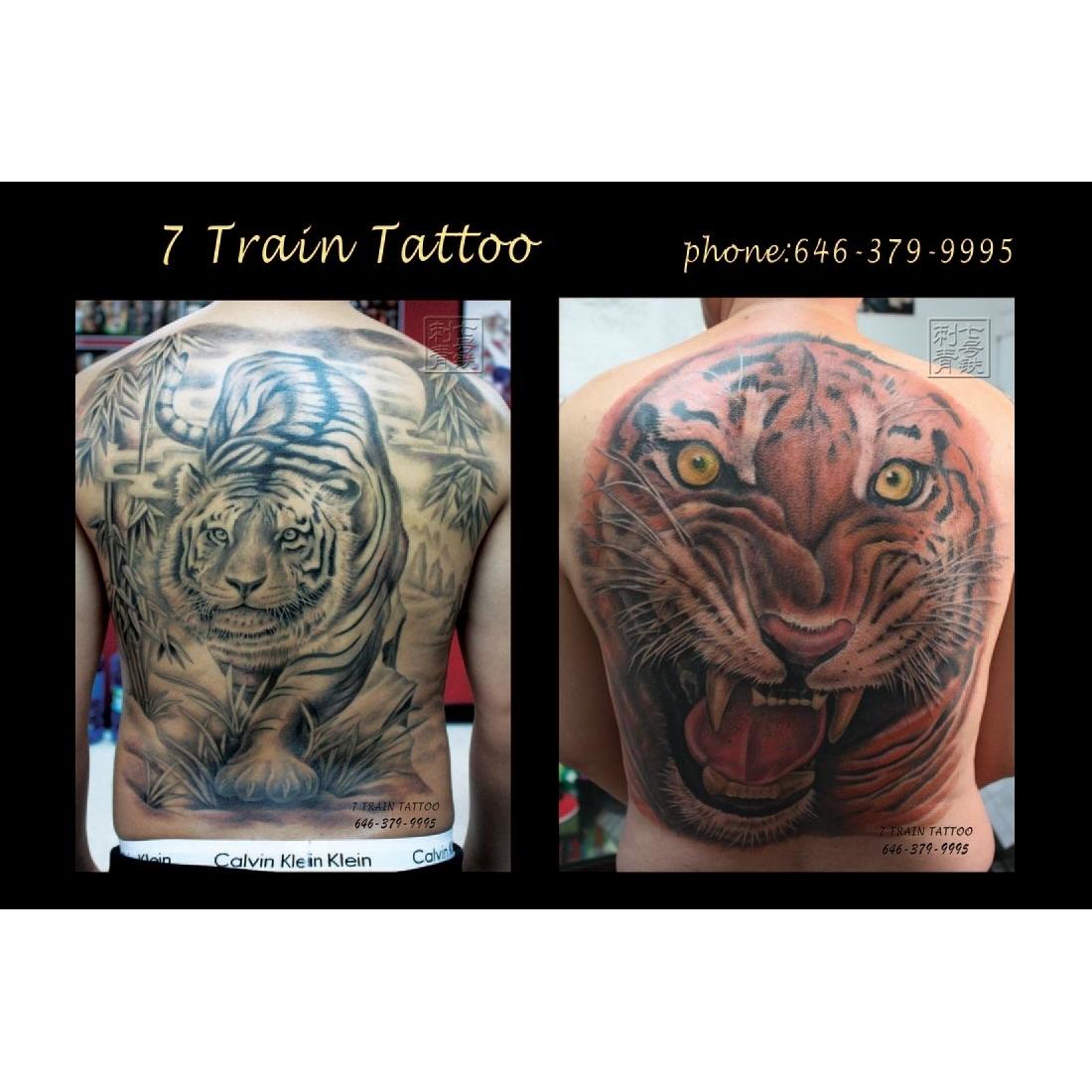 7 train tattoo studio inc flushing ny company page for Studio 7 tattoo