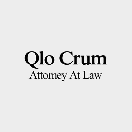 Qlo Crum, Attorney at Law