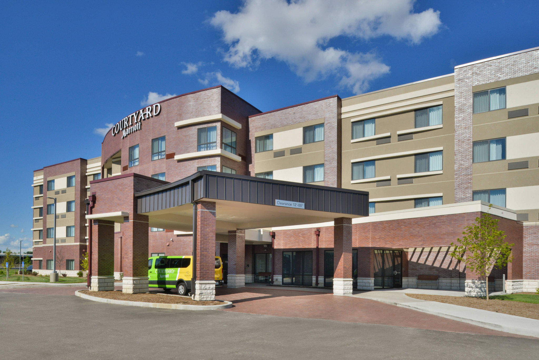 Courtyard by Marriott St Louis Chesterfield