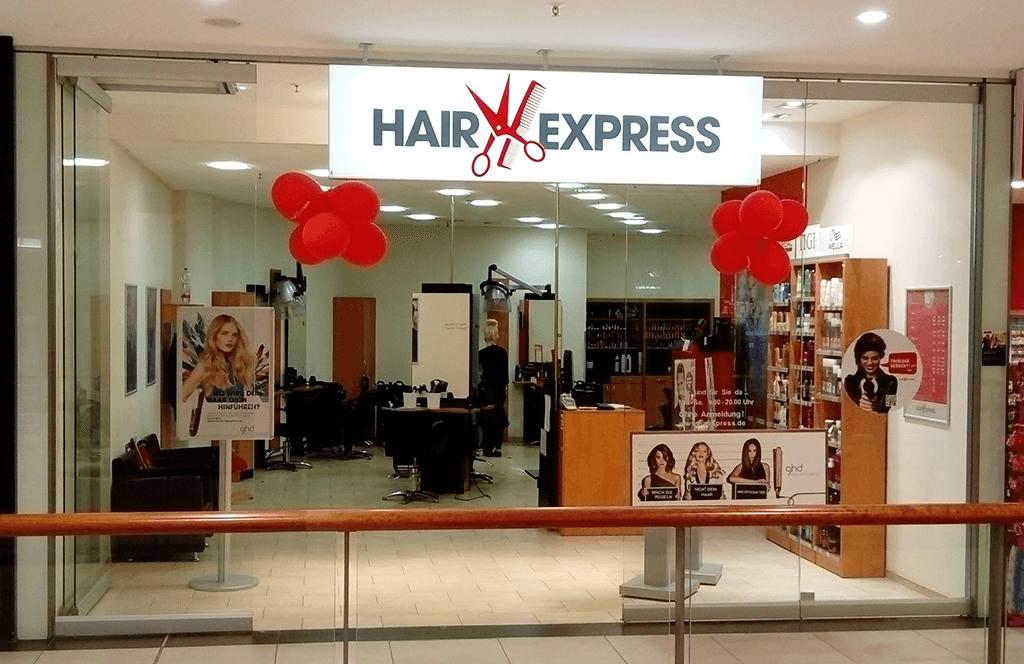 HairExpress Cottbus Blechen-Carré