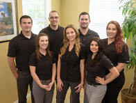 Management and Staff of the Wesley Chapel Chiropractor for The Back To Wellness Center.