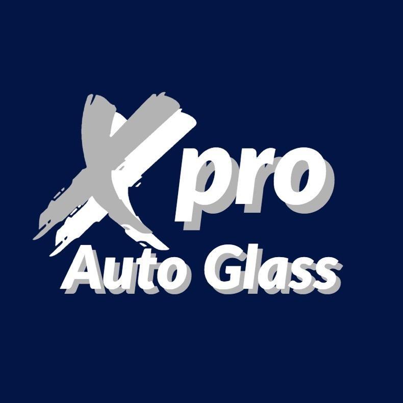 Xpro Auto Glass Logo
