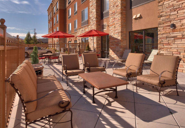 SpringHill Suites by Marriott Salt Lake City Downtown image 7